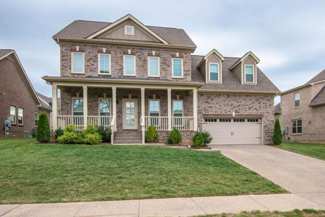 3036 Foust Dr, Spring Hill, TN 37174 (MLS #RTC2090305) :: REMAX Elite