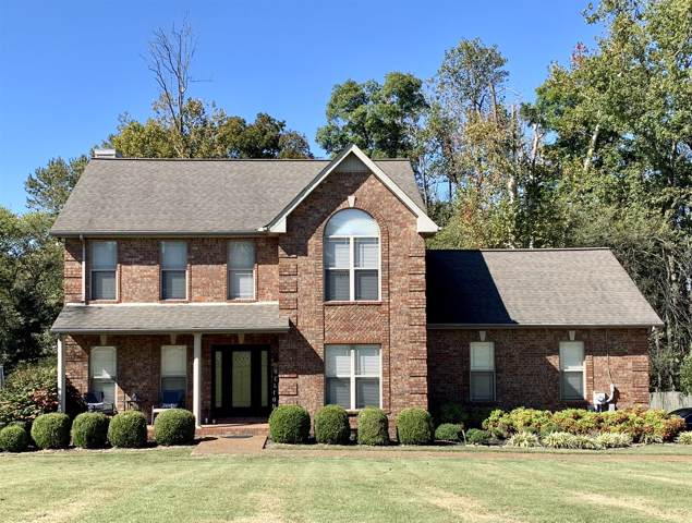 125 Roaden Ct, White House, TN 37188 (MLS #RTC2090317) :: Ashley Claire Real Estate - Benchmark Realty