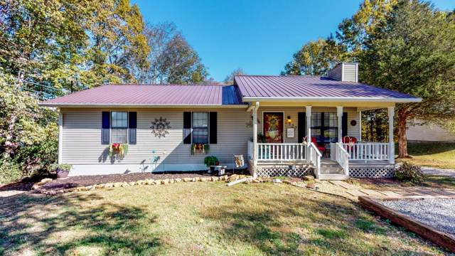 2327 Huckaby Rd, Columbia, TN 38401 (MLS #RTC2090319) :: DeSelms Real Estate