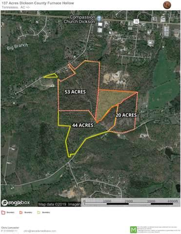 0 Furnace Hollow Rd, Dickson, TN 37055 (MLS #RTC2090323) :: FYKES Realty Group