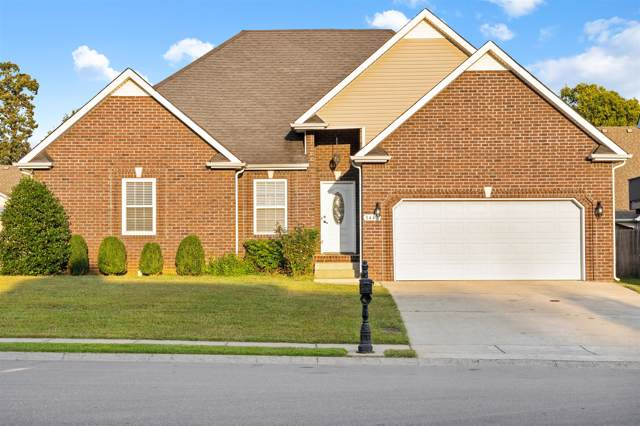 3442 Southwood Dr, Clarksville, TN 37042 (MLS #RTC2090333) :: Village Real Estate