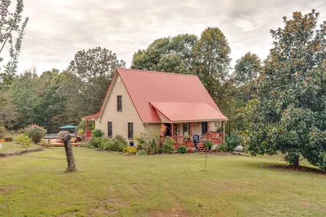 54 Oakwood Avenue, Summertown, TN 38483 (MLS #RTC2090403) :: Village Real Estate