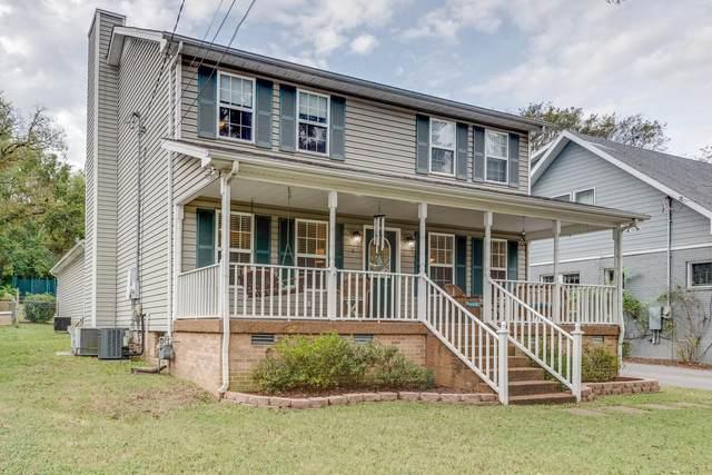 3801 Murphy Road, Nashville, TN 37209 (MLS #RTC2090449) :: Fridrich & Clark Realty, LLC