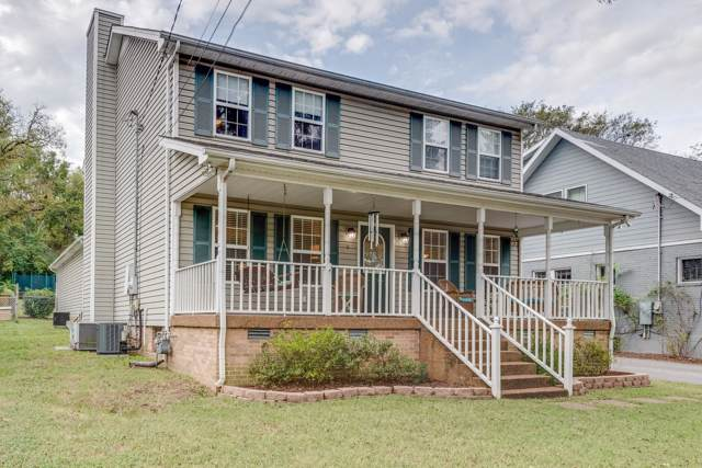 3801 Murphy Road, Nashville, TN 37209 (MLS #RTC2090449) :: Ashley Claire Real Estate - Benchmark Realty