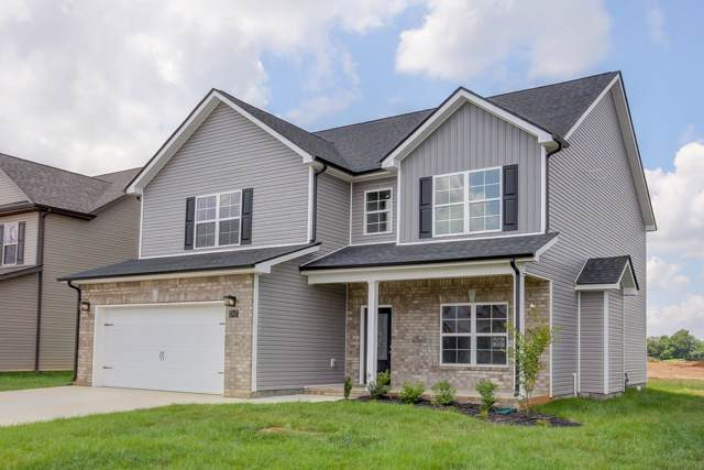 1342 Millet Dr, Clarksville, TN 37040 (MLS #RTC2090452) :: Cory Real Estate Services