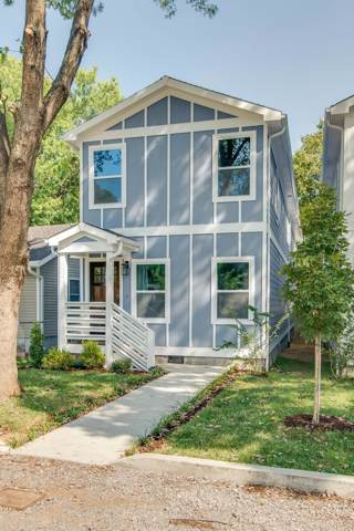 2156A Sadler, Nashville, TN 37210 (MLS #RTC2090461) :: The Kelton Group