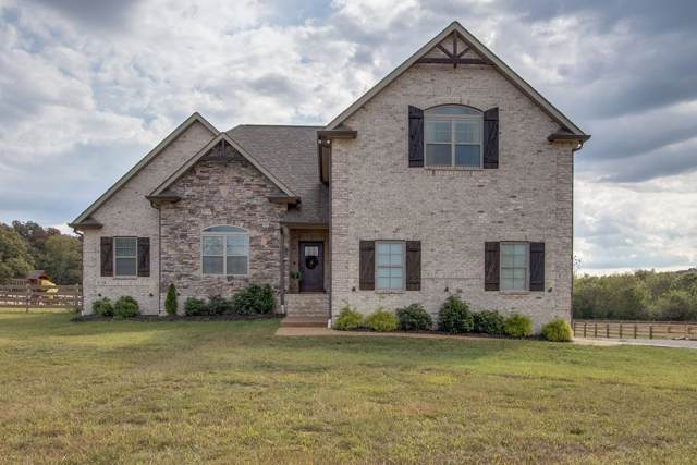 4595 Old Hartsville Pike, Lebanon, TN 37087 (MLS #RTC2090523) :: Village Real Estate