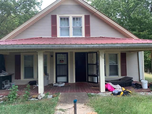 818 Central Ave, Clarksville, TN 37040 (MLS #RTC2090529) :: REMAX Elite