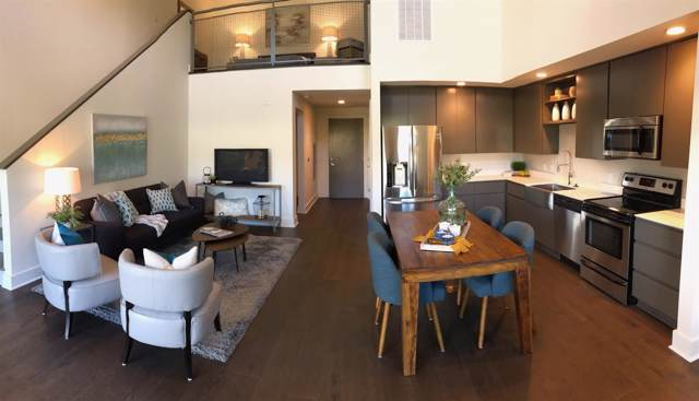 1260 Martin St Apt 411 #411, Nashville, TN 37203 (MLS #RTC2090643) :: CityLiving Group