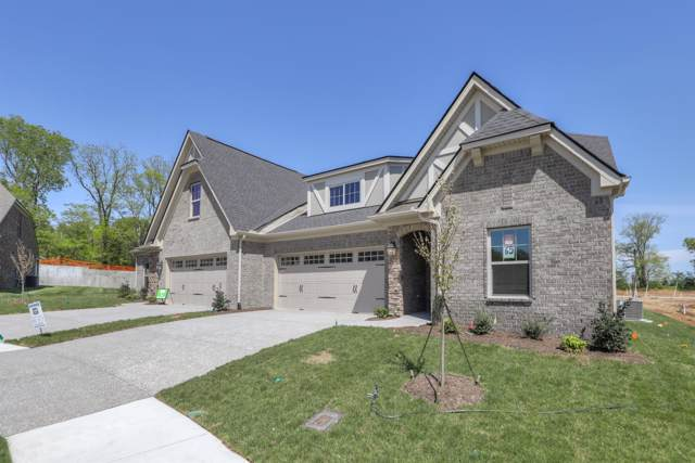 216 Vintage Way #27, Lebanon, TN 37087 (MLS #RTC2090656) :: Cory Real Estate Services
