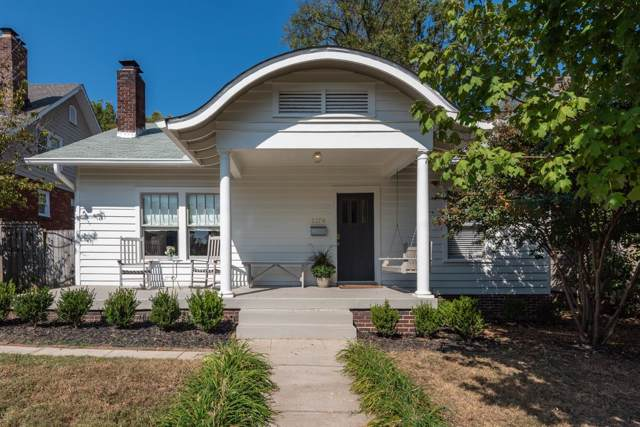 1104 Lawrence Ave, Nashville, TN 37204 (MLS #RTC2090679) :: FYKES Realty Group