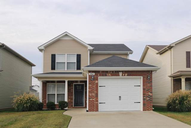 3802 Harvest Rdg, Clarksville, TN 37040 (MLS #RTC2090696) :: Cory Real Estate Services