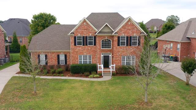2014 Gweneth Dr, Spring Hill, TN 37174 (MLS #RTC2090711) :: FYKES Realty Group
