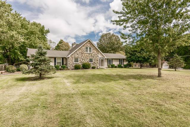 100 Winding Way, Goodlettsville, TN 37072 (MLS #RTC2090744) :: Village Real Estate