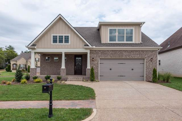 909 Fairington Way, Gallatin, TN 37066 (MLS #RTC2090758) :: Christian Black Team