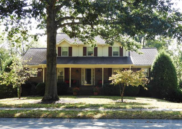 5516 Trousdale Dr, Brentwood, TN 37027 (MLS #RTC2090780) :: RE/MAX Homes And Estates