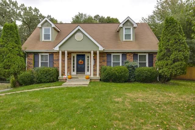 1007 Foxmoor Dr, Clarksville, TN 37042 (MLS #RTC2090852) :: Village Real Estate