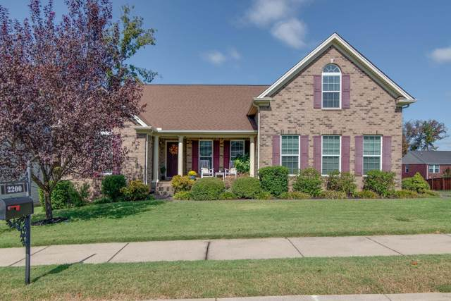 2200 Chance Dr, Hermitage, TN 37076 (MLS #RTC2090884) :: The DANIEL Team | Reliant Realty ERA