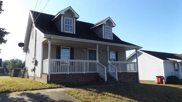 307 Congressman Dr, Clarksville, TN 37042 (MLS #RTC2090905) :: Berkshire Hathaway HomeServices Woodmont Realty