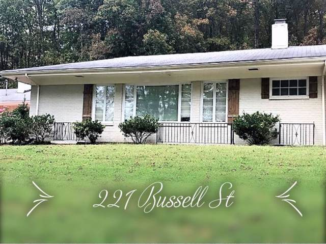 221 Bussell St, Livingston, TN 38570 (MLS #RTC2090924) :: John Jones Real Estate LLC