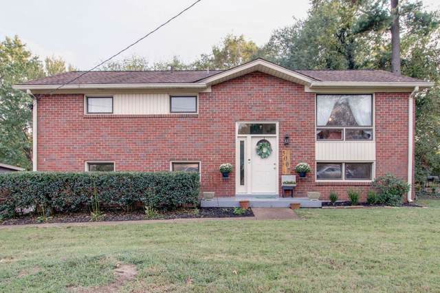 5007 Bonnavista Dr, Hermitage, TN 37076 (MLS #RTC2090971) :: Christian Black Team