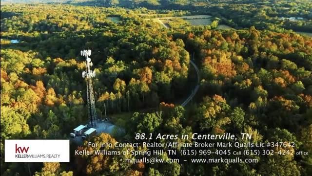 317 Highway 100 Lot 1, Centerville, TN 37033 (MLS #RTC2091023) :: Oak Street Group