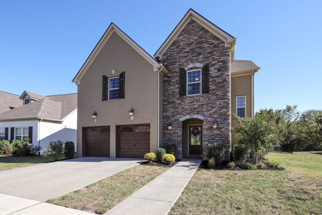 815 Cherry Grove Dr, Hendersonville, TN 37075 (MLS #RTC2091044) :: RE/MAX Homes And Estates