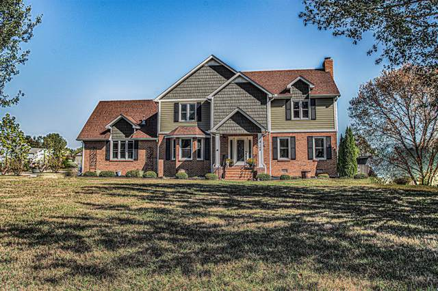 810 Twelve Oaks Rd, Tullahoma, TN 37388 (MLS #RTC2091046) :: John Jones Real Estate LLC