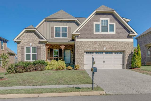 1005 Rudder Dr, Spring Hill, TN 37174 (MLS #RTC2091054) :: Keller Williams Realty