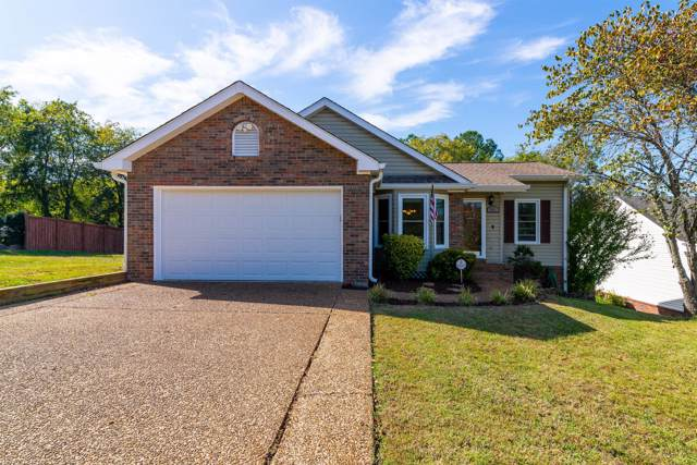 355 Dorr Dr., Goodlettsville, TN 37072 (MLS #RTC2091090) :: Village Real Estate