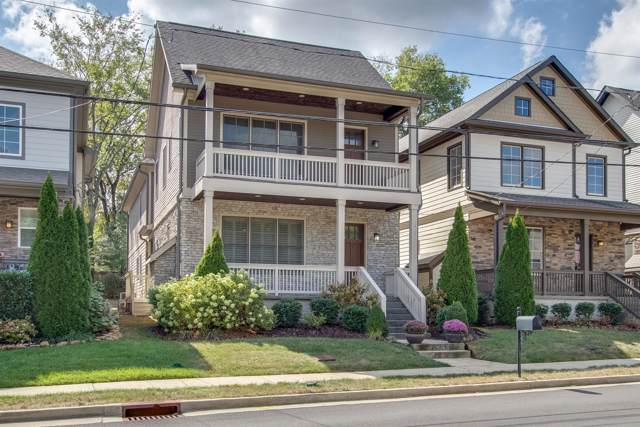 1617 Glen Echo Rd, Nashville, TN 37215 (MLS #RTC2091094) :: Fridrich & Clark Realty, LLC