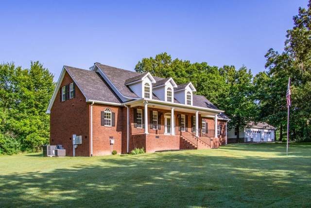 7109 Harrison Drive, Fairview, TN 37062 (MLS #RTC2091119) :: Ashley Claire Real Estate - Benchmark Realty