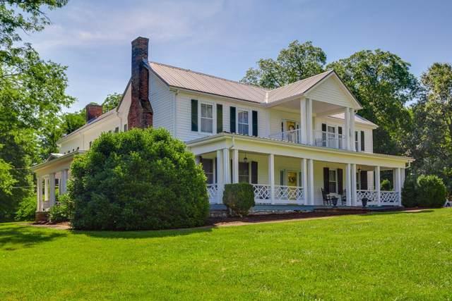 1185 Mooresville Pike, Columbia, TN 38401 (MLS #RTC2091144) :: Village Real Estate