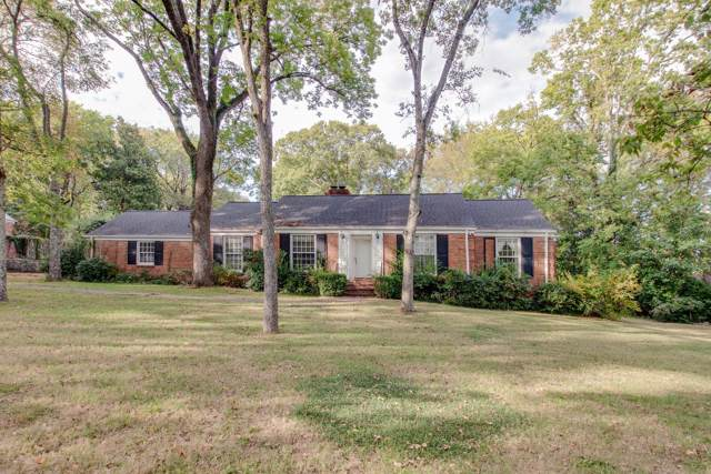 810 Forest Acres Drive, Nashville, TN 37220 (MLS #RTC2091175) :: Village Real Estate