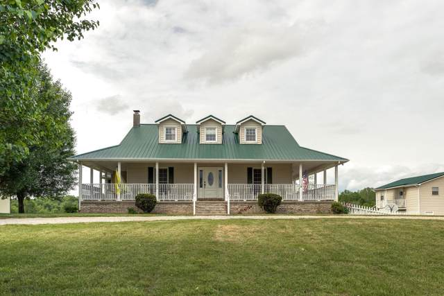 441 Colonial Rd, Hohenwald, TN 38462 (MLS #RTC2091198) :: Keller Williams Realty