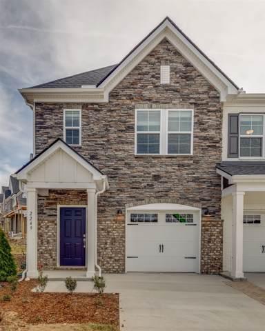2712 Gossett Trail (Lot 64), Nashville, TN 37221 (MLS #RTC2091209) :: RE/MAX Homes And Estates
