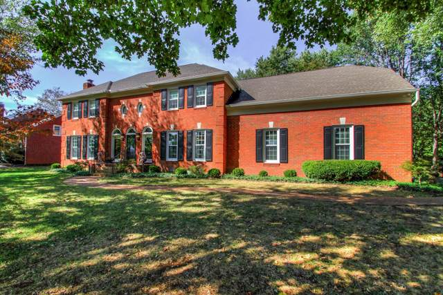 9436 Chenoweth Pl, Brentwood, TN 37027 (MLS #RTC2091247) :: Village Real Estate