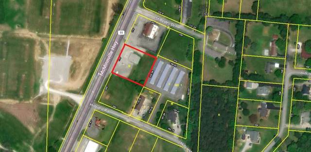 486 Mcminnville Hwy, Manchester, TN 37355 (MLS #RTC2091255) :: Village Real Estate