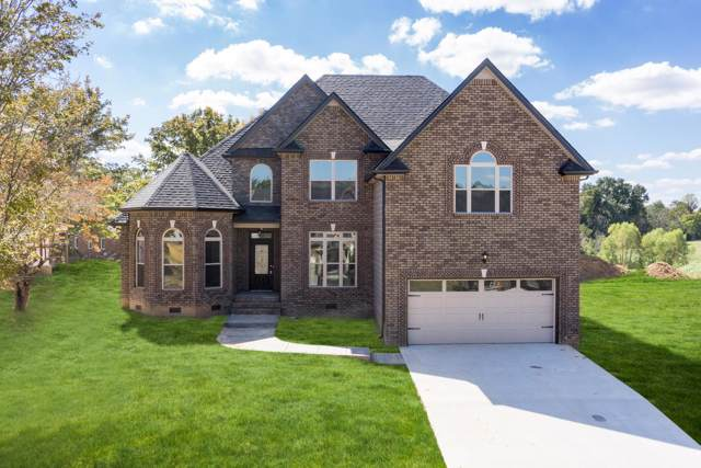 421 Farmington, Clarksville, TN 37043 (MLS #RTC2091369) :: Stormberg Real Estate Group