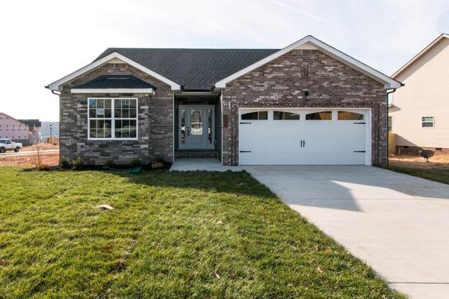 1437 Wild Fern Ln (Lot 10), Clarksville, TN 37042 (MLS #RTC2091370) :: Berkshire Hathaway HomeServices Woodmont Realty