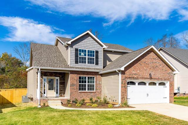 1433 Wild Fern Ln (Lot 9), Clarksville, TN 37042 (MLS #RTC2091376) :: Hannah Price Team