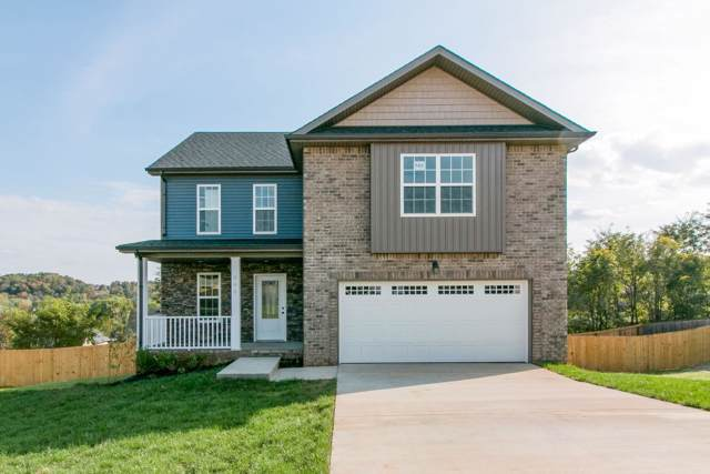 1429 Wild Fern Ln (Lot 8), Clarksville, TN 37042 (MLS #RTC2091380) :: RE/MAX Homes And Estates