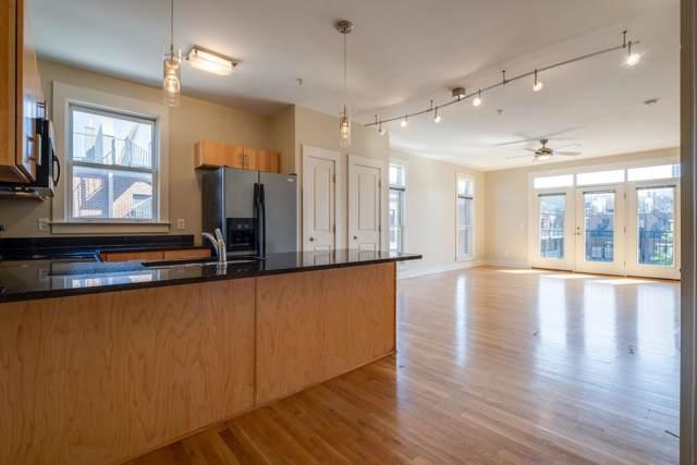 817 3rd Ave N #315, Nashville, TN 37201 (MLS #RTC2091429) :: Village Real Estate