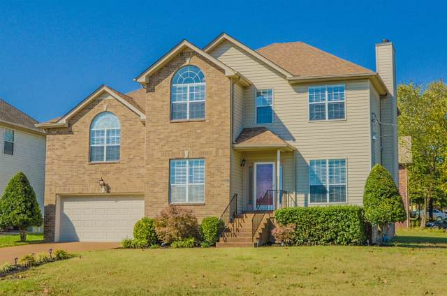 4136 October Woods Drive, Antioch, TN 37013 (MLS #RTC2091439) :: Team Wilson Real Estate Partners