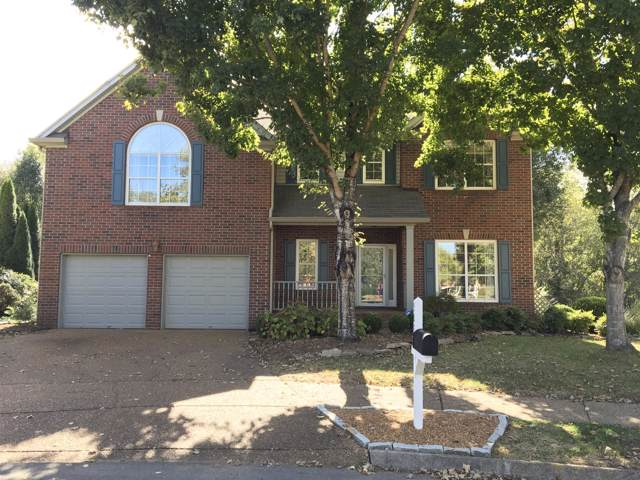 5039 Penbrook Dr, Franklin, TN 37069 (MLS #RTC2091517) :: The Kelton Group