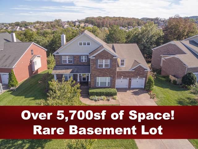 140 Lodge Hall Rd, Nolensville, TN 37135 (MLS #RTC2091518) :: Village Real Estate