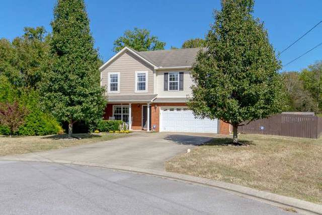 157 Washer Dr, La Vergne, TN 37086 (MLS #RTC2091537) :: Village Real Estate