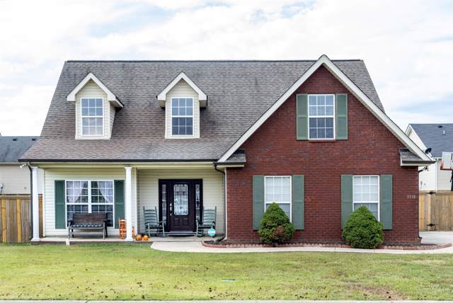 3318 Hamberton Cir, Murfreesboro, TN 37128 (MLS #RTC2091540) :: Village Real Estate