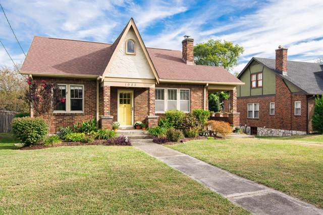 1025 Maynor St, Nashville, TN 37216 (MLS #RTC2091564) :: FYKES Realty Group