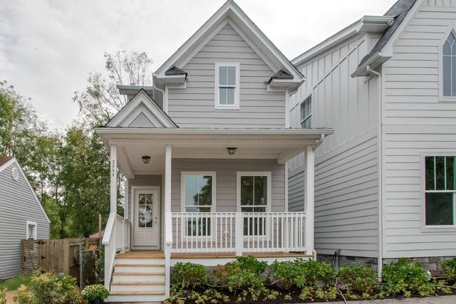 304A Vivelle Ave, Nashville, TN 37210 (MLS #RTC2091633) :: RE/MAX Homes And Estates